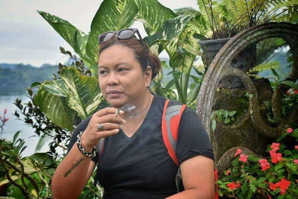 CAGAYAN DE ORO. Kagay-anon filmmaker Julienne Ilagan hopes for the film to educate viewers about the plight of the Lumad. (Contributed photo)