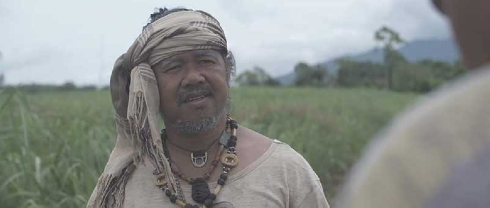 "CAGAYAN DE ORO. Notable Lumad music artist Waway Saway joins the cast in Ilagan's ""Kauyagan"" which showcases the narrative about the struggles and issues concerning the IPs in Mindanao. (Contributed photo)"