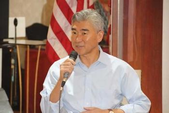 United States Ambassador to the Philippines Sung Kim. (Juliet Revita)