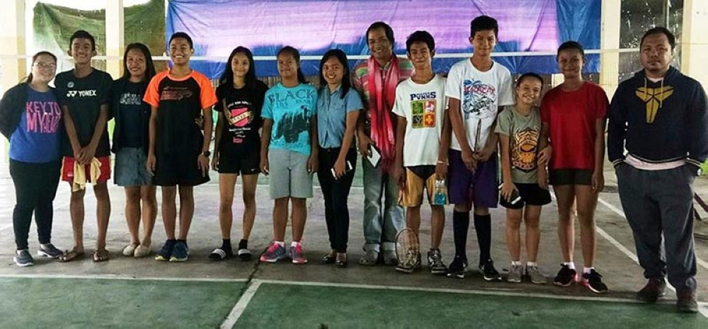 BACOLOD. Winners of the just-concluded Unit 4 Meet Badminton Tournament played at Sum-ag National High School. (Contributed photo)