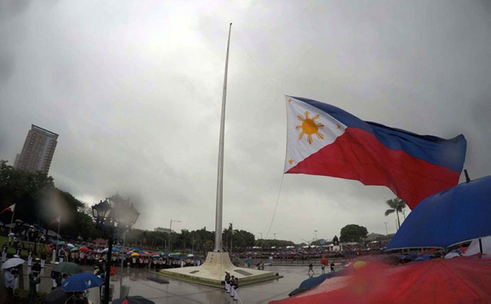 CEBU. The Republic Act No. 8491 or the Flag and Heraldic Code of the Philippines states that reverence and respect shall at all times be accorded the flag, the anthem and other national symbols. Officials of San Fernando now want the bus drivers speeding off during a flag ceremony punished for violating this Code. (SunStar File)
