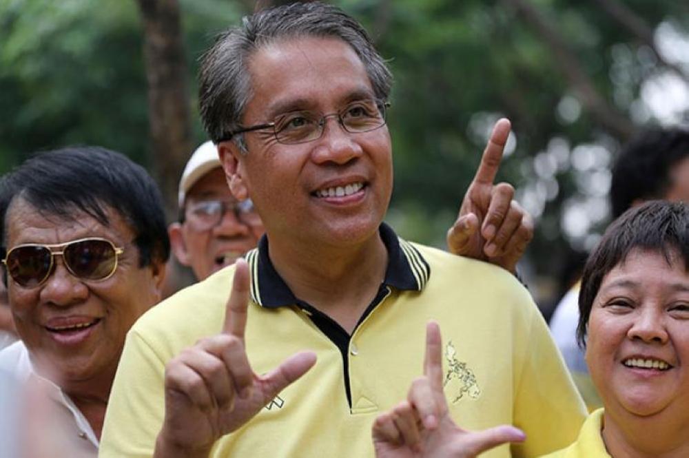 MANILA. Former DILG secretary Manuel Roxas II. (SunStar File)