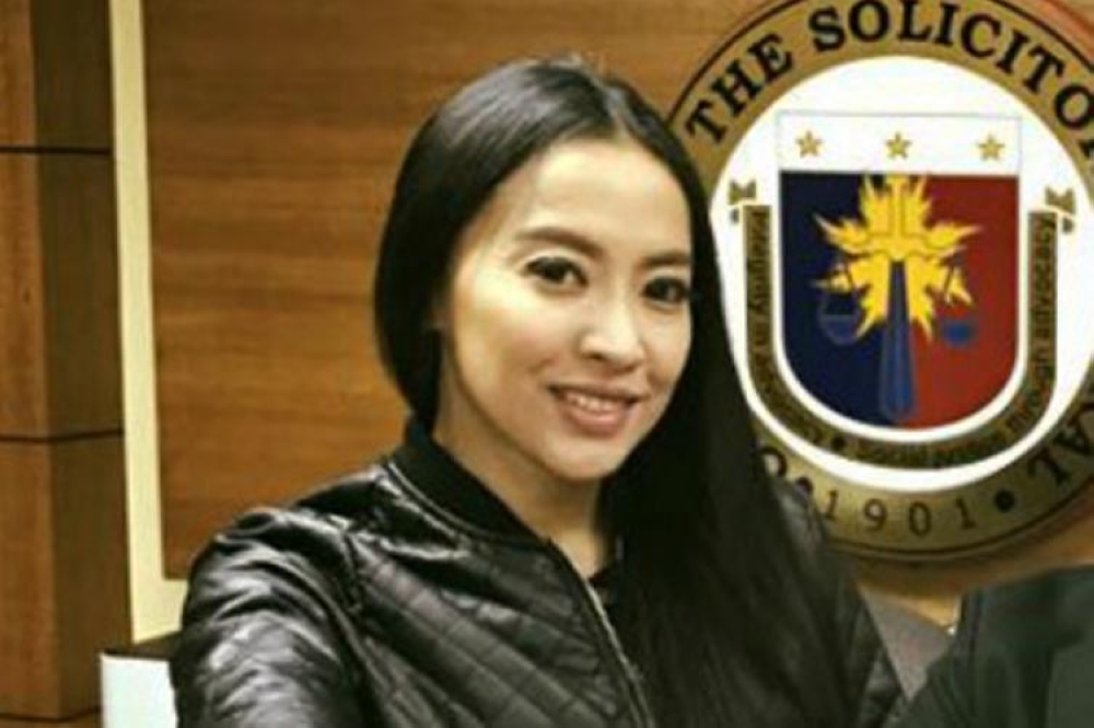 MANILA. Communications Assistant Secretary Mocha Uson. (SunStar File)