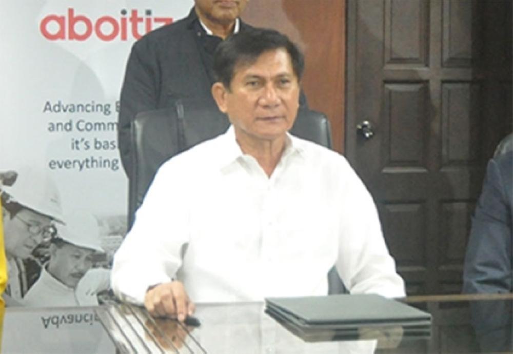 DENR Secretary Roy Cimatu (Contributed photo)