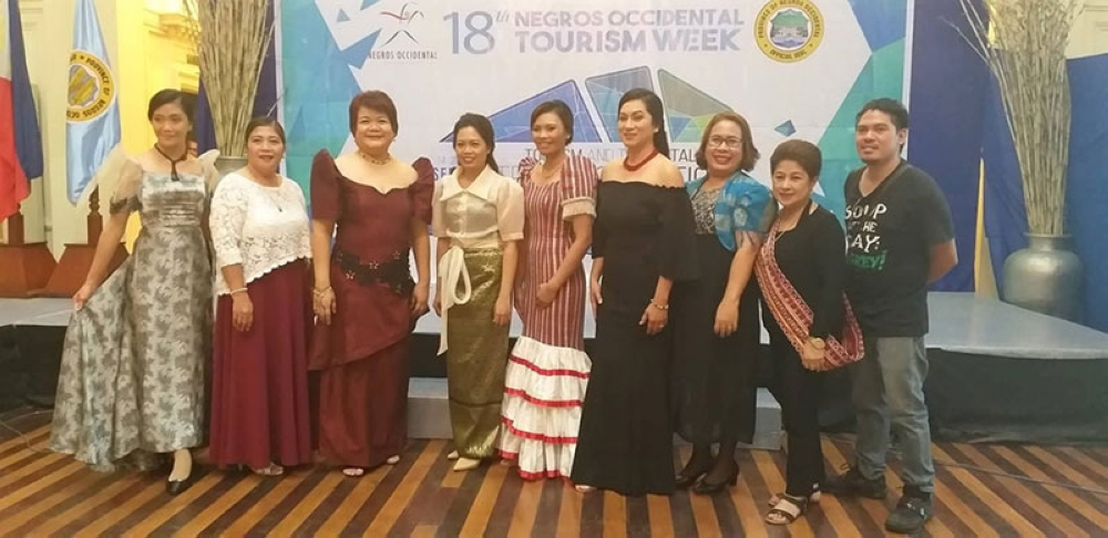 BACOLOD. The people behind the Negros Occidental Tourism Excellence Award. (Photo by Erwin P. Nicavera)