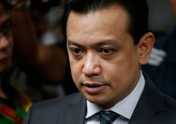 Senator Antonio Trillanes IV (AP Photo)