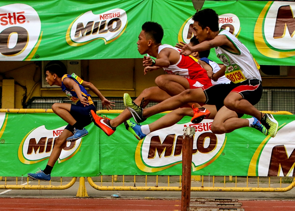 Playing catch-up. DepEd Cebu hopes to see how the public school students have progressed under the School in Sports program when they compete with private schools in the Cebu City Olympics next month. (SunStar File)
