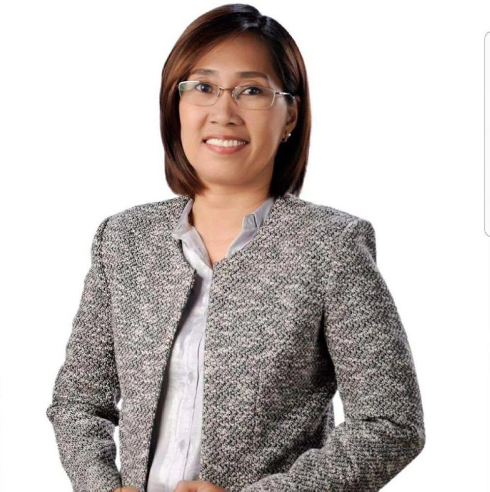 Carolyn Ocampo Medel, top real estate agent of Santos Land Development Corp. (Contributed photo)