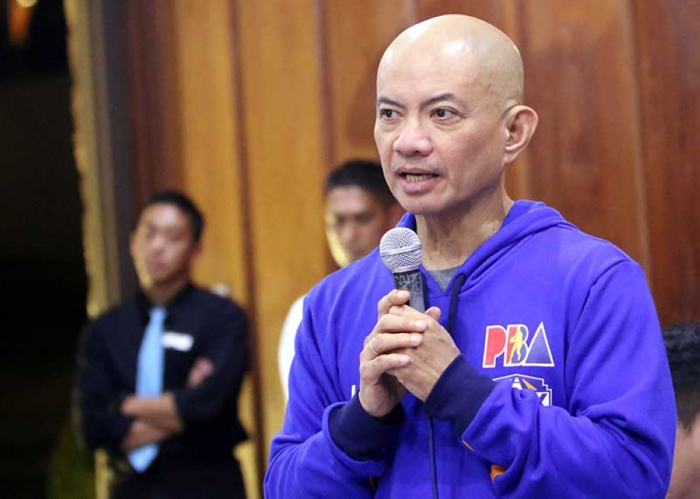 BAGUIO. NLEX Road Warriors coach Yeng Guiao is set to grace the opening of the 32nd season of the Baguio Benguet Educational Athletic League when it ushers its new season on October 27. (SSB photo)
