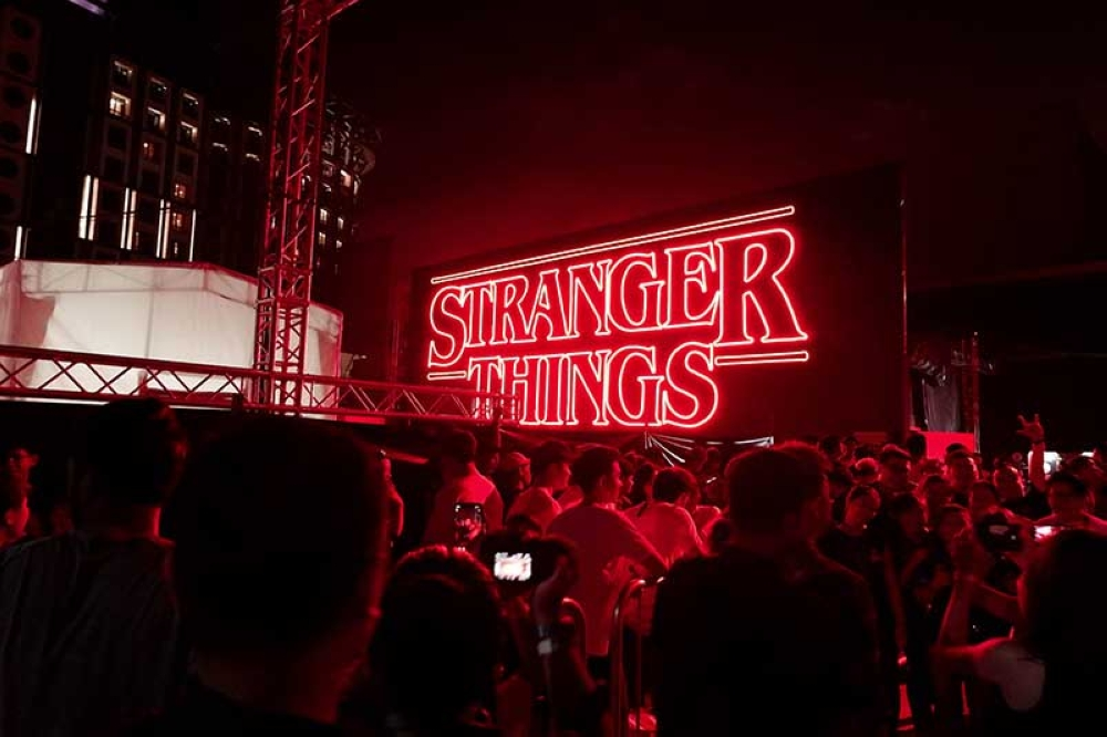 SINGAPORE. Universal Studios Singapore's Halloween Horror Nights 8 had the first-ever tie-up with popular Netflix series Stranger Things. (Photo by Ace Perez)