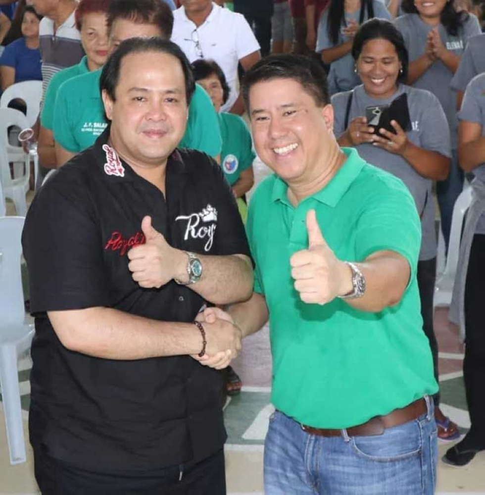 Pampanga Vice Governor Dennis