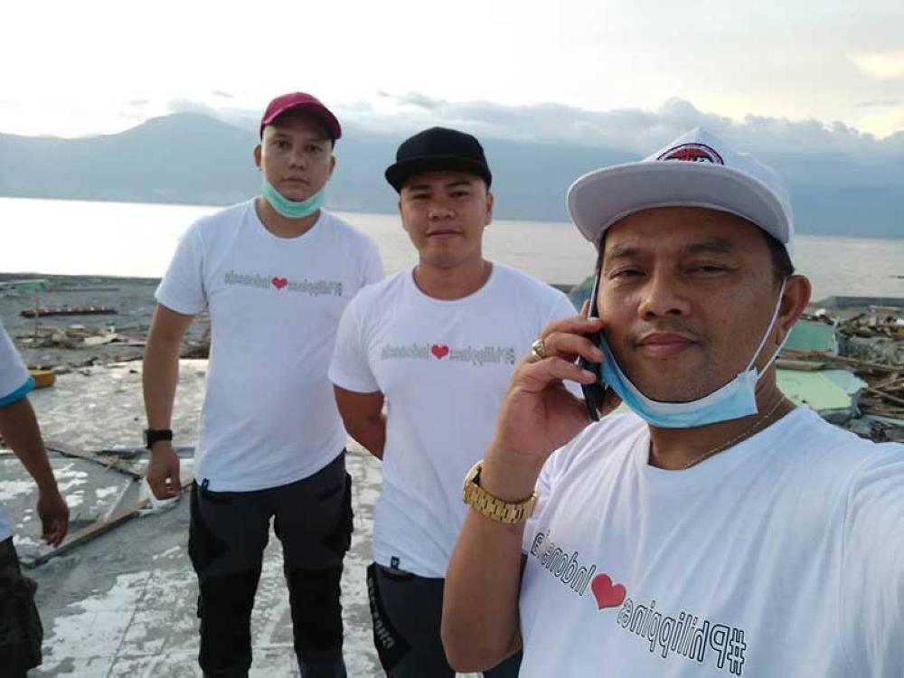 INDONESIA. Reynaldo
