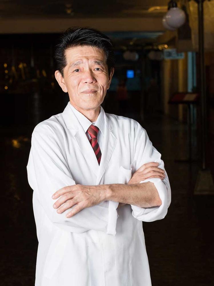 Chef Imamura of Mizu Japanese restaurant. (Contributed photo)