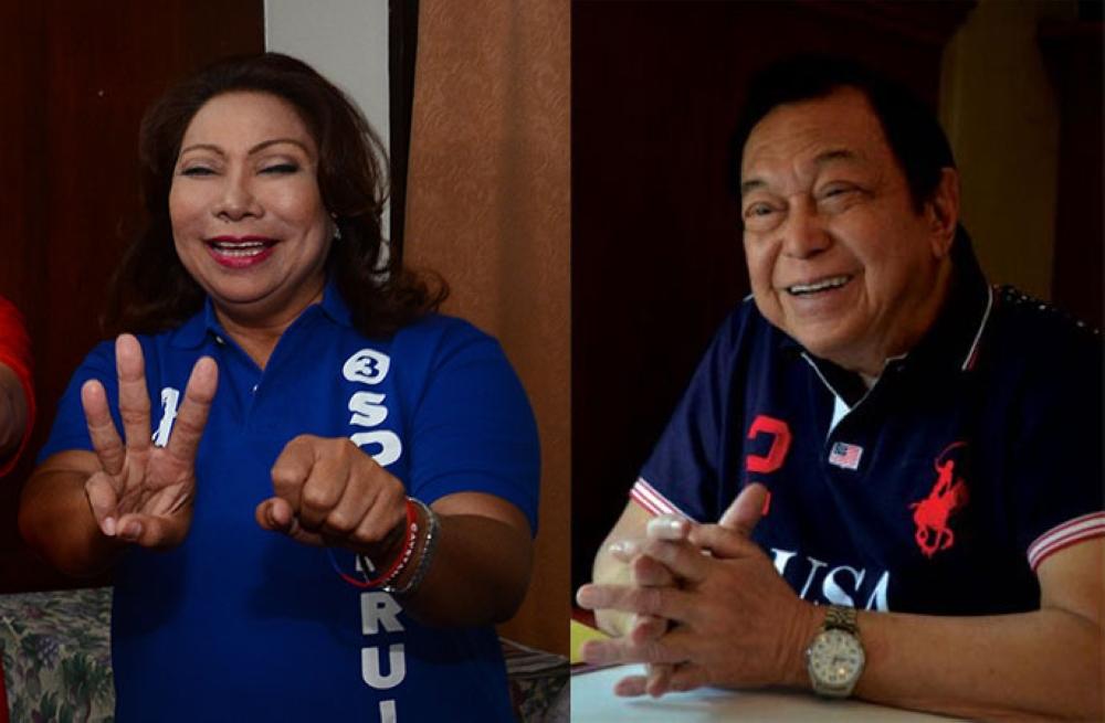 Nerissa Soon-Ruiz and Antonio Cuenco (SunStar File)