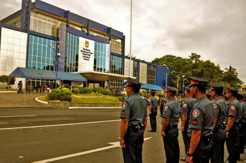MANILA. The Philippine National Police maintains its headquarters at Camp Crame. (File Photo)