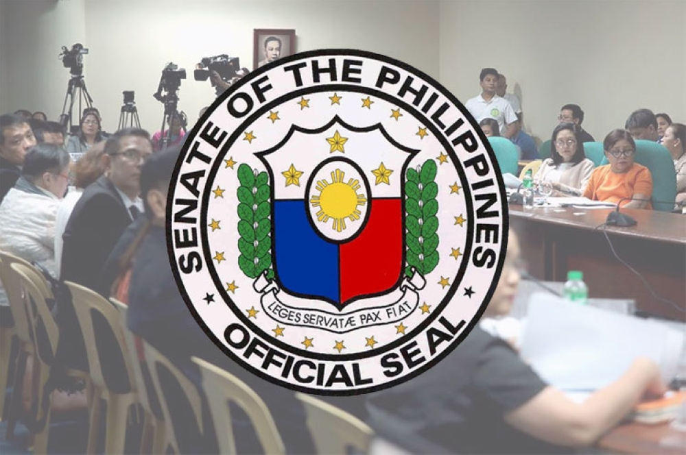 Photo from Senate of the Philippines Facebook page