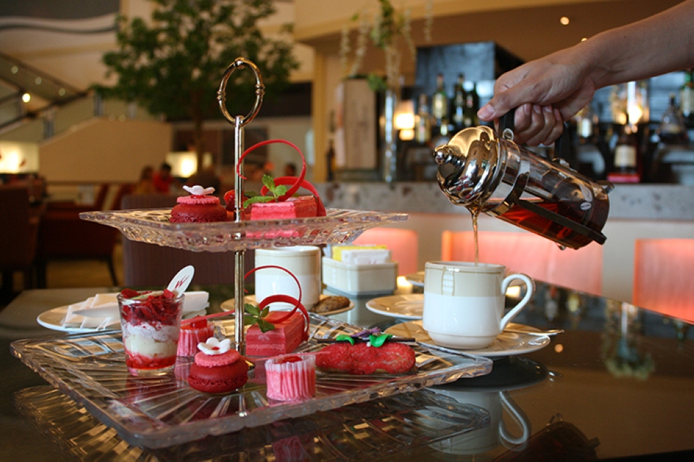 Afternoon tea for a cause