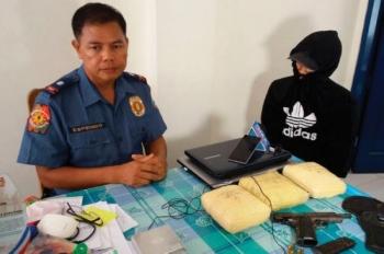 MANILA. Chief Inspector Jovie Espenido (left). (SunStar File)