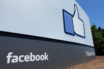 USA. This July 16, 2013 file photo shows a sign at Facebook headquarters in Menlo Park, California. Facebook says hackers accessed data from 29 million accounts as part of the security breach disclosed two weeks ago. (AP)
