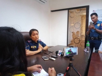 CEBU. Cebu City Police Office Director Royina Garma said they have identified one of the four suspects in the ambush-slay of two jail officers and an inmate last month. (SunStar photo/ Kevin Lagunda)