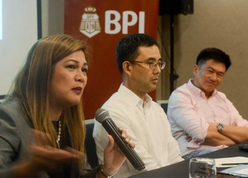 A CASE FOR CLIMATE CHANGE. BPI vice president and sustainable energy finance head Jo Ann Eala (left) says their green financing program should benefit a market like Cebu, which faces threats such as landslides, flooding and typhoons. (SunStar photo/Arni Aclao)