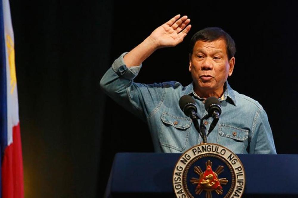 President Rodrigo Duterte (SunStar File)