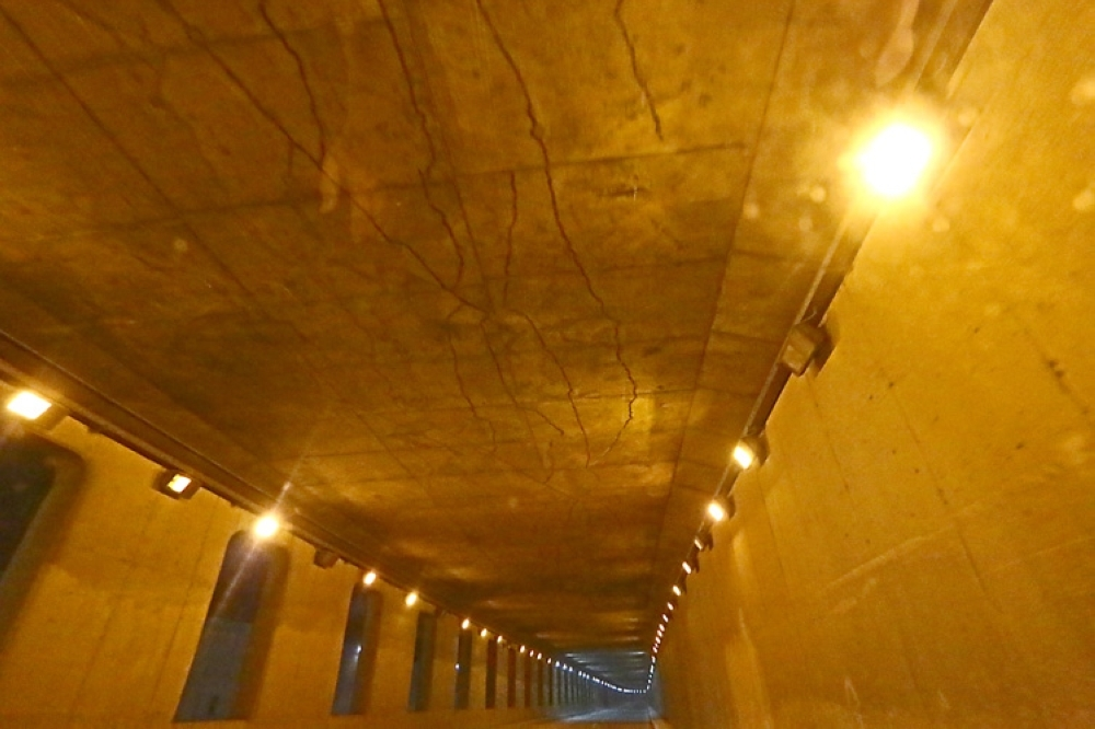 Government officials, private group: Tunnel safe - SUNSTAR