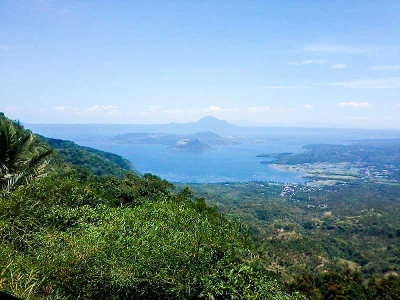 Tagaytay has great weather and nice views (Claire Marie Algarme)
