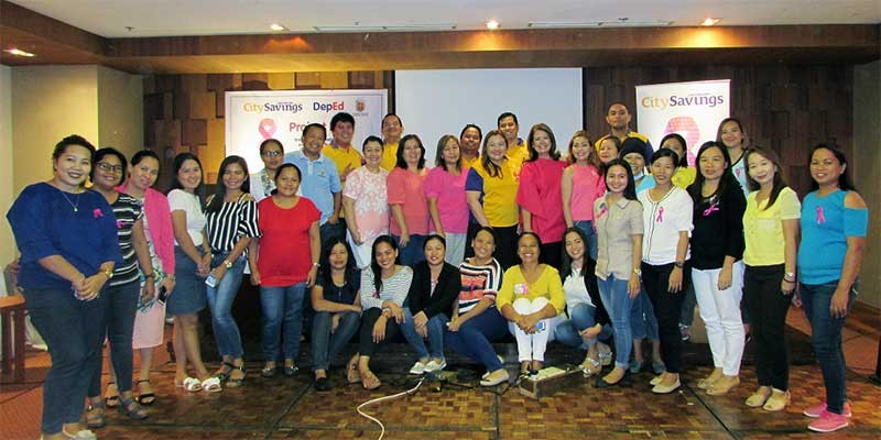 Project Pink participants. (Contributed photo)