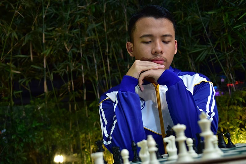 Dabawenyo puts up impressive finish in world chess championships