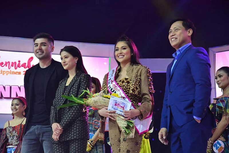 CAGAYAN DE ORO. Danna Rose Socaoco won first Runner Up in Miss Millennial Philippines 2018 during the Grand Coronation Day last Saturday, October 27. (Photo from Miss Millennial Misamis Oriental 2018 Facebook page)