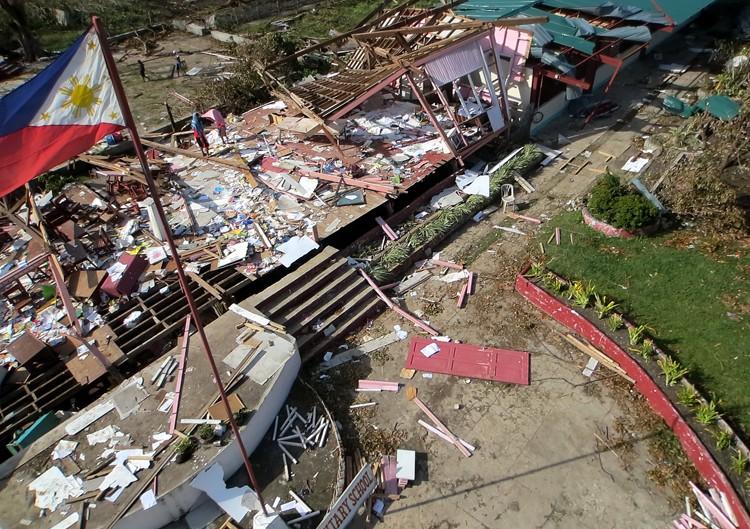 CEBU. Towns in northern Cebu were affected by Super Typhoon Yolanda in 2013. (SunStar file photo / Allan Cuizon)