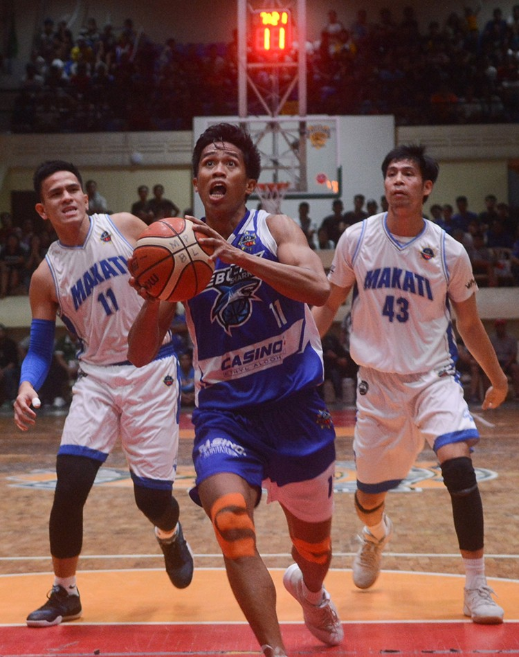 Streak. The Cebu City Sharks haven't lost a game since playing in Cebu for the first time last Oct. 7. (SunStar File)