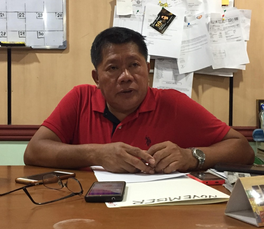 Bacolod City Executive Assistant Ernie Pineda. (Contributed Photo)