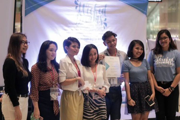 First Place. Cebu Normal University students' Dalangpanan aims to raise awareness on the issue of juvenile delinquency and at the same time break the stigma that goes with it. (Contributed Foto)