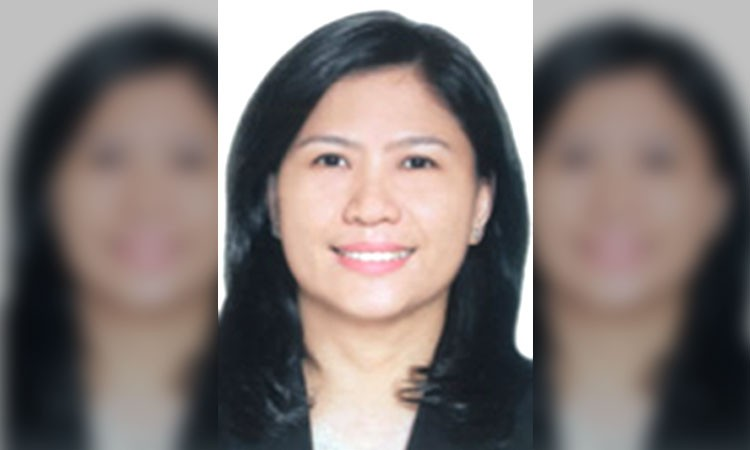 Justice Maryann Corpus-Manalac (Photo from Supreme Court website)