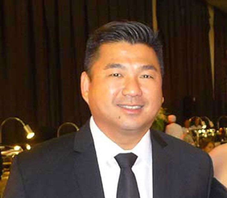 Dennis Uy (SunStar Davao File Photo)