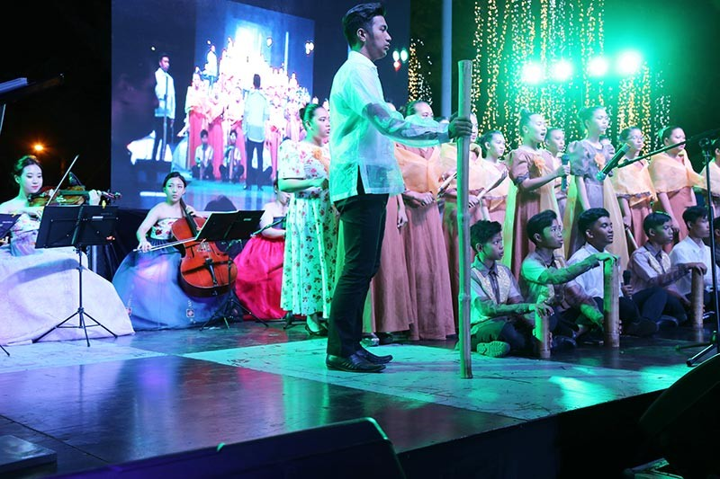 Subic Korean community holds cultural show - SUNSTAR