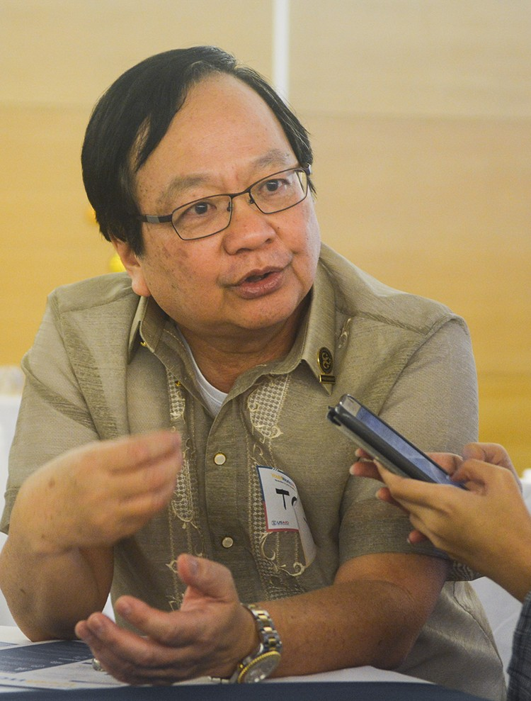 High Demand. Cebu Chamber of Commerce and Industry president Antonio Chiu urges the government to invest more in the agriculture sector so it could capture a good slice of the China market. (SunStar Foto / Arni Aclao)