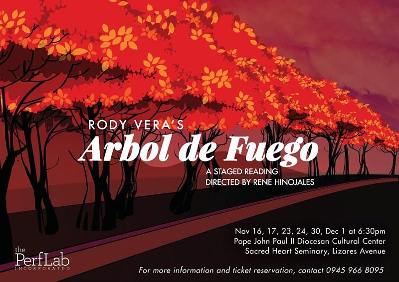 "BACOLOD. ""Arbol de Fuego"" strikes a nostalgic chord, albeit unpleasant, in the hearts of its Negrense audience who have experienced life in Negros Occidental in the 1970's."