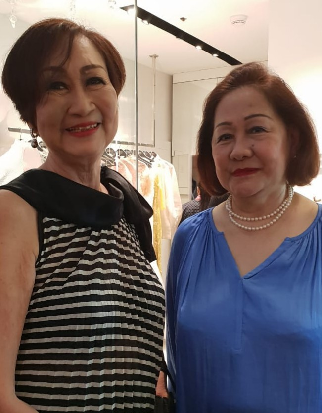 BETTY YOUNG AND LUCY GARCIA