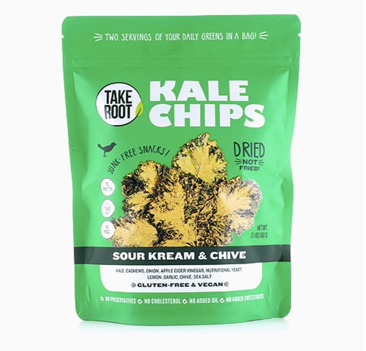 Kale Chips by Take Root (Contributed Photo)