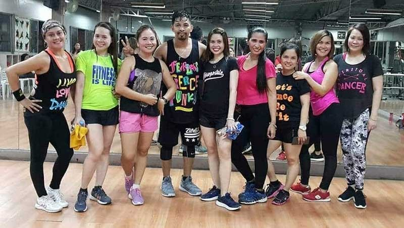 CAGAYAN DE ORO. Live, love, party is the Zumba way of life. (Hannah Wabe)