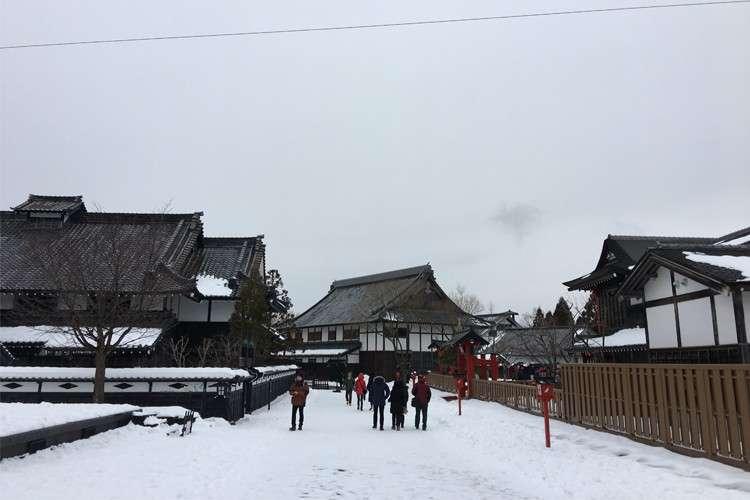 Noboribetsu Date Jidaimura, a window into the Edo Period of Japan. (Photo /  Melanie Lim)