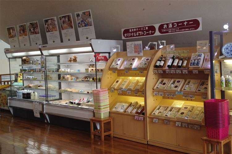 Furano Cheese Factory (Photo /  Melanie Lim)