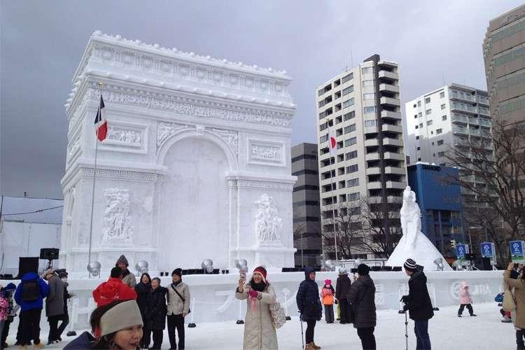 Sapporo Snow Festival (Photo /  Melanie Lim)