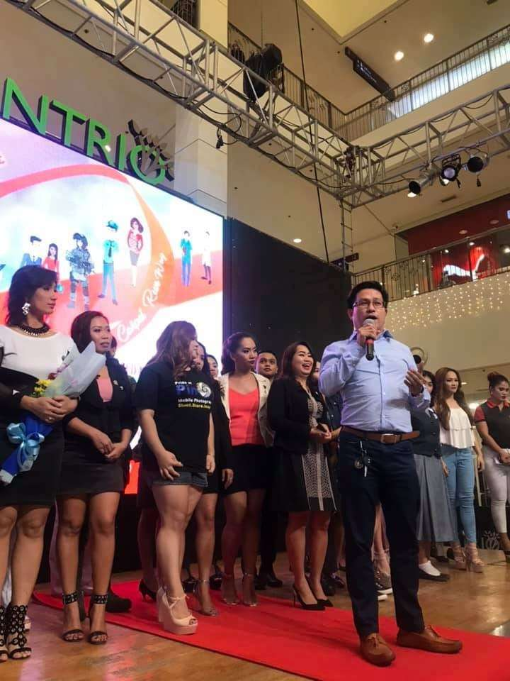The Night of Advocates in the Red Carpet Runway Advocacy Fashion Show is an event participated by 130 people who are doctors, midwives, nurses, counselors and volunteers to spread awareness to the public and diminish the discrimination against persons with HIV/Aids. (Photo from Reynante Namocatcat's Facebook account)
