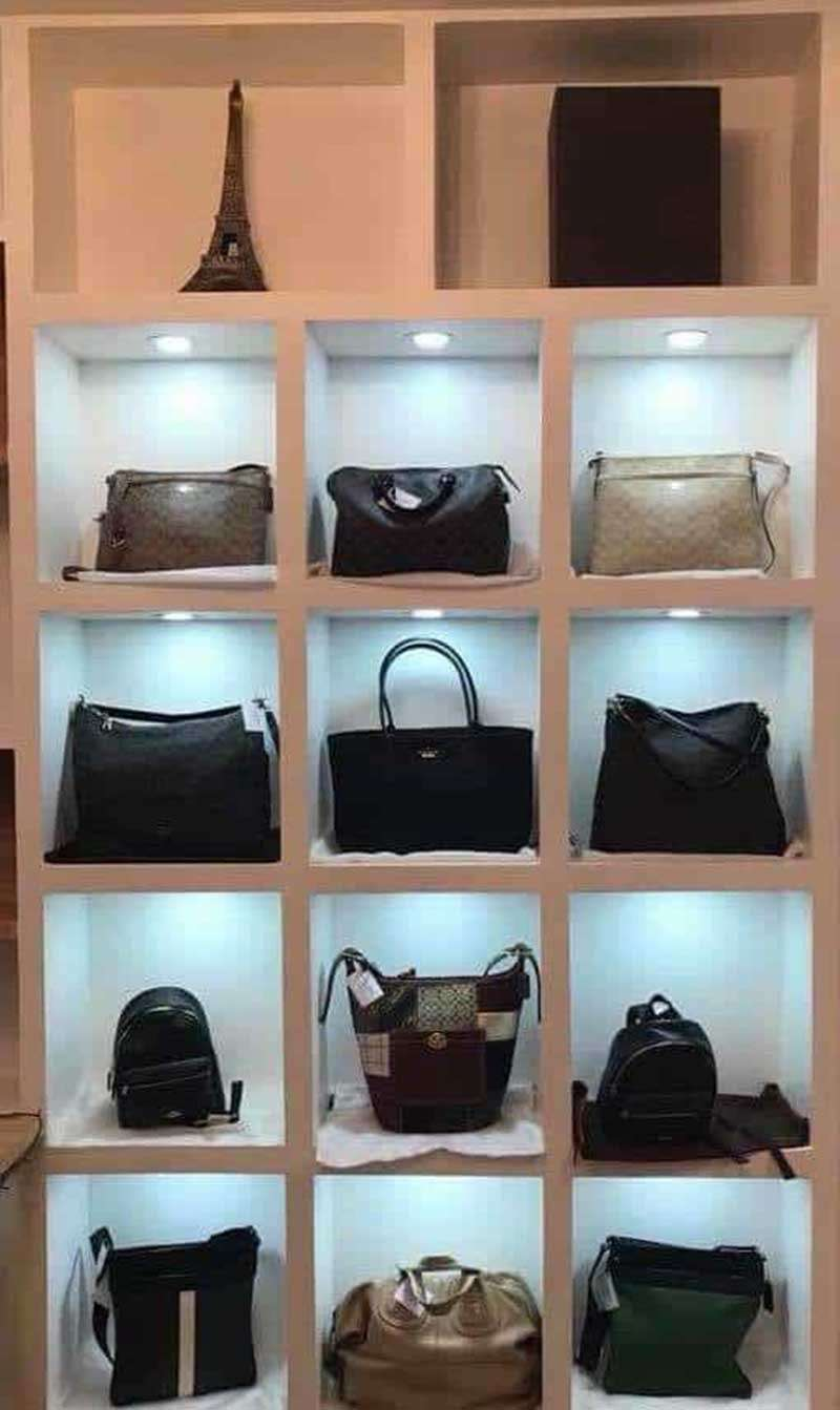 CAGAYAN DE ORO. Sacs D'or is a boutique shop mainly for brand new and pre-owned bags, perfumes, cosmetics and jewellery which were imported from Italy, United States, Japan, Dubai and Hong Kong. (Photo from Sacs D'or)