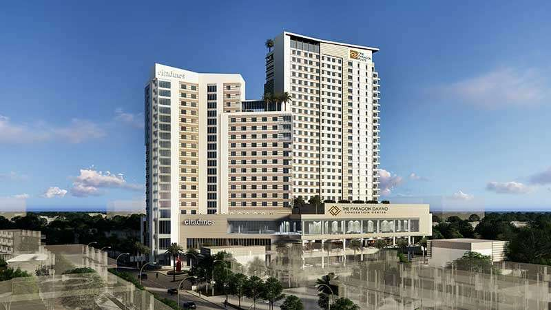 The Paragon Davao. (Contributed photo)