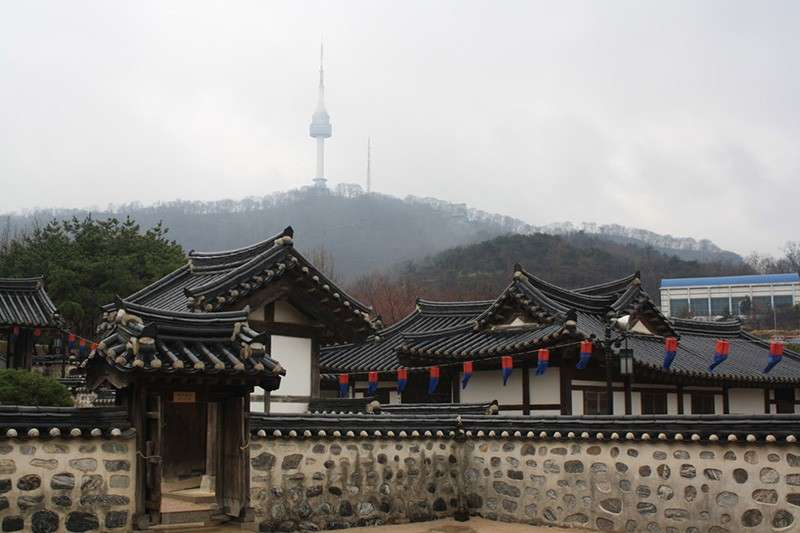 SOUTH KOREA. If you want to escape the tropical heat, South Korea can offer you a cool alternative. (Claire Marie Algarme)
